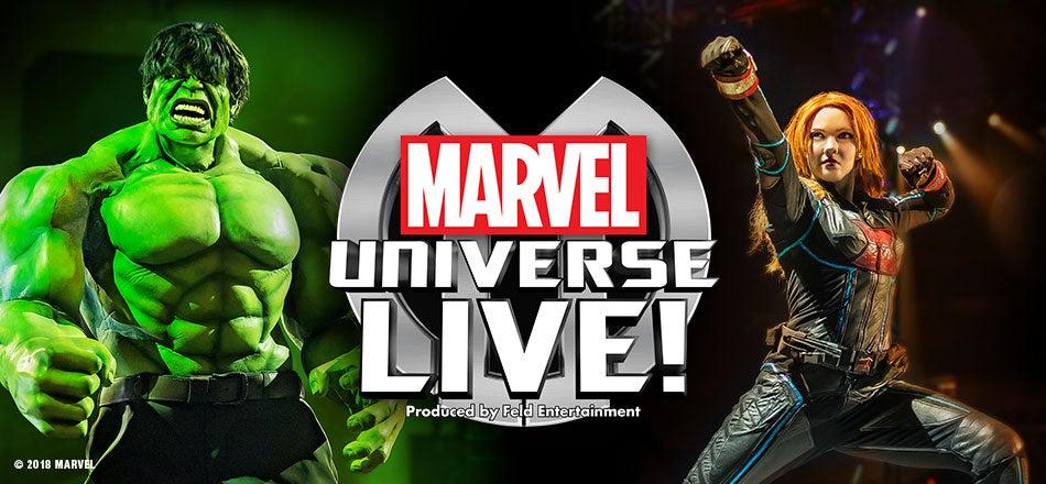 Marvel Universe LIVE! | The O2