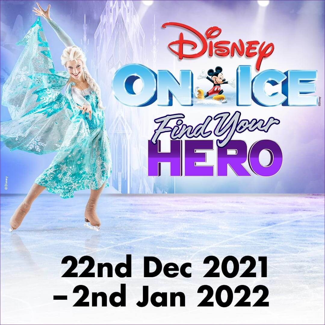 More Info for Disney on Ice presents Find Your Hero