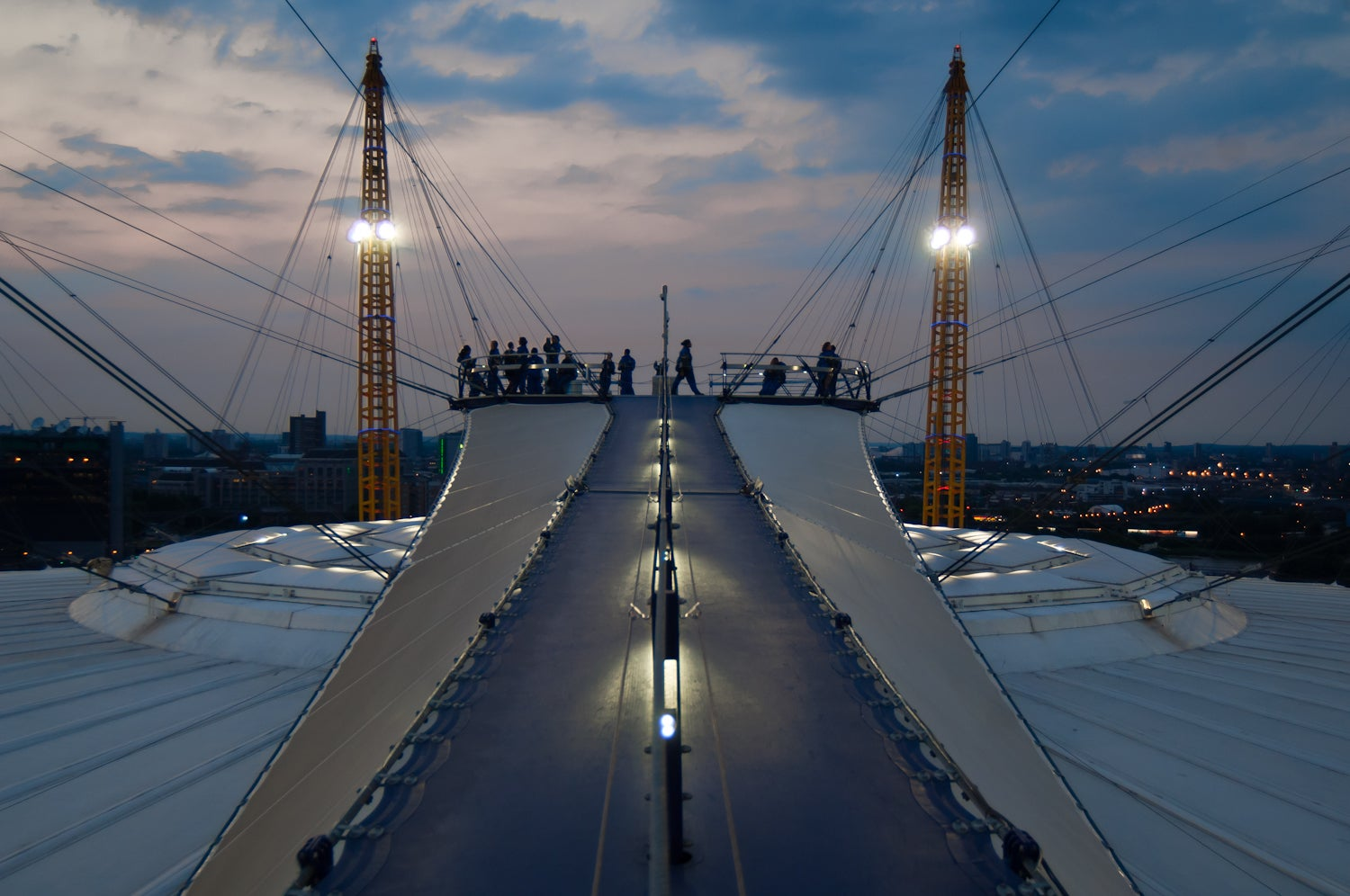 Up at the o2 the o2 for Hotels 02 arena london