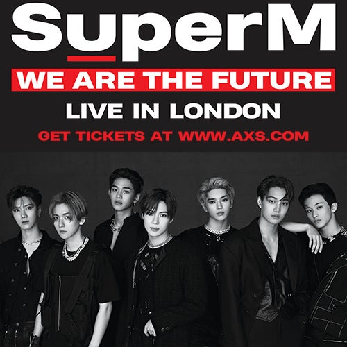 More Info for SuperM