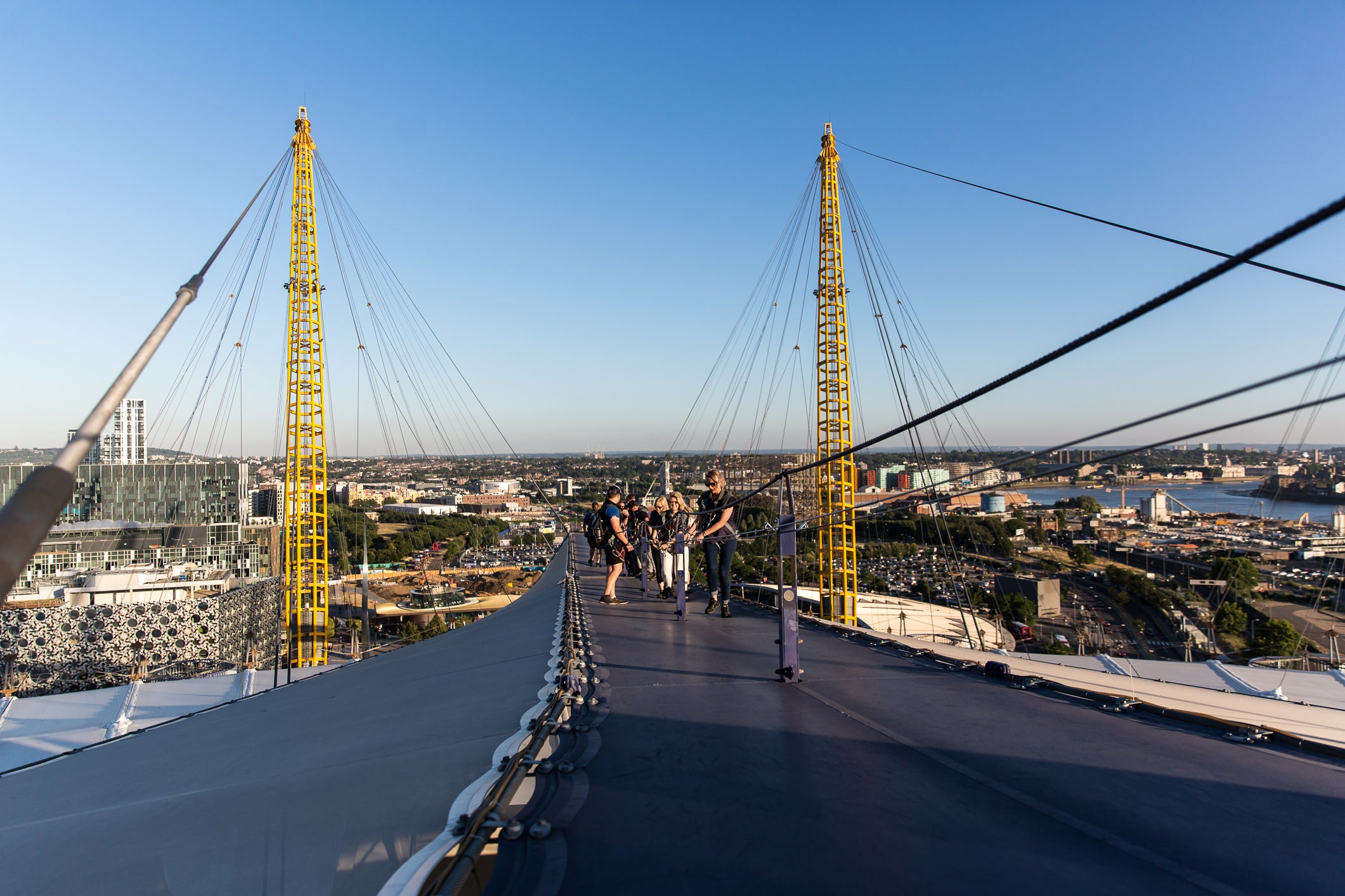 Learn London's Local History With Up at The O2