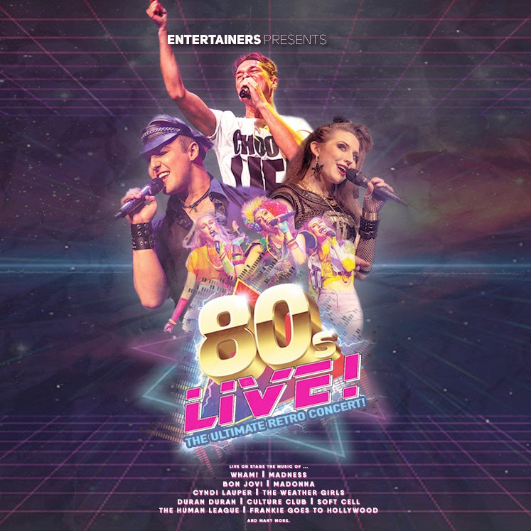 More Info for 80's Live