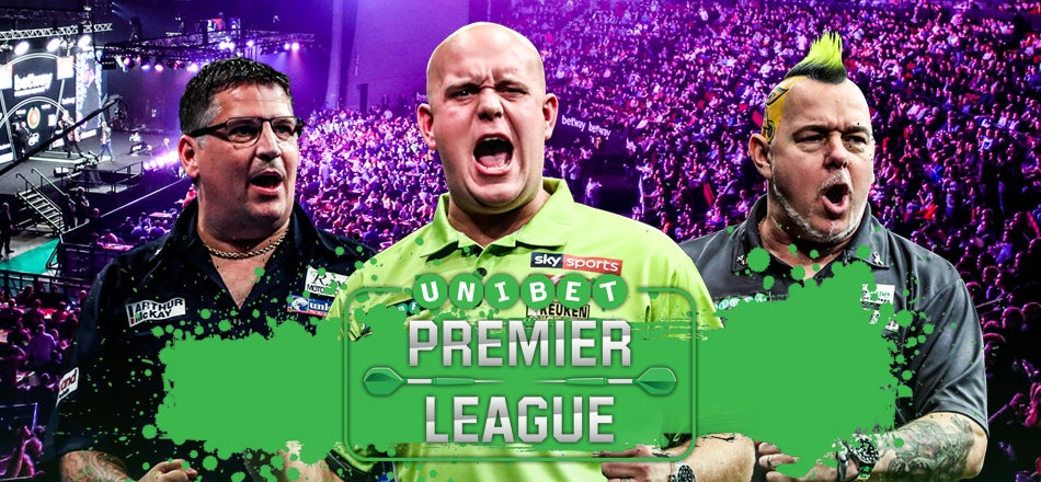 Darts Unibet Premier League