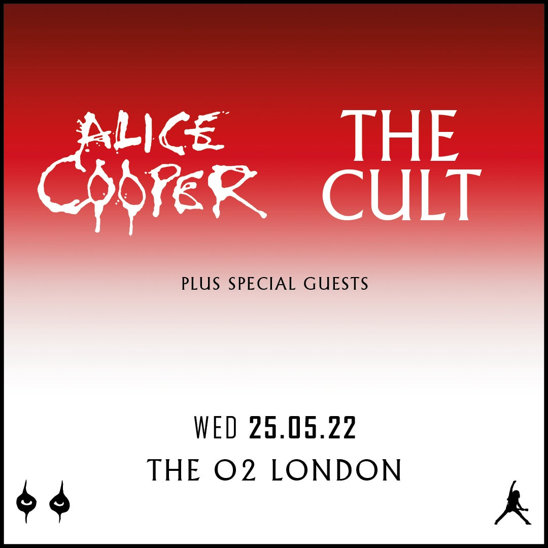 More Info for Alice Cooper + The Cult