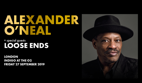 More Info for Alexander O'Neal