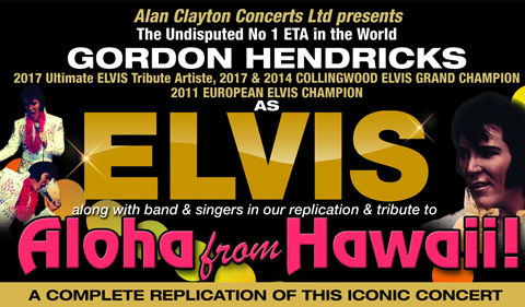 More Info for Aloha from Hawaii starring Gordon Hendricks
