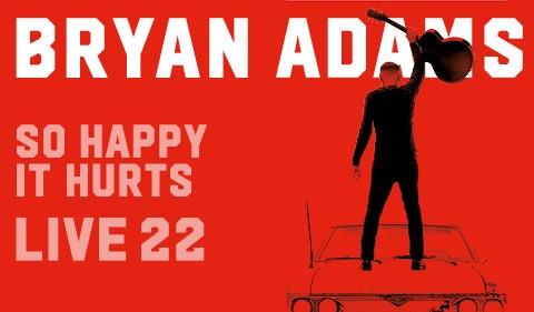 More Info for Bryan Adams
