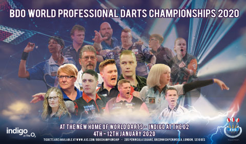 More Info for The BDO World Professional Darts Championships