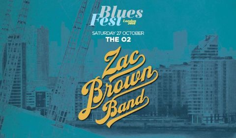 More Info for  BluesFest Presents: Zac Brown Band