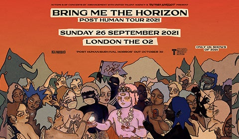 More Info for Bring Me The Horizon