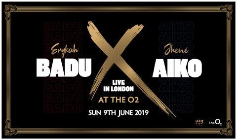 More Info for Badu X Aiko