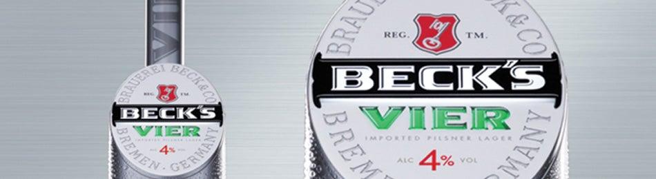Becks-Vier Logo