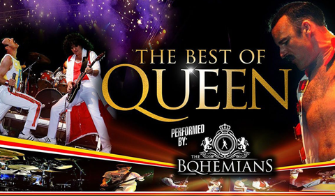 More Info for The Best of Queen performed by The Bohemians