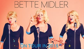 Bette Midler Tickets Medium