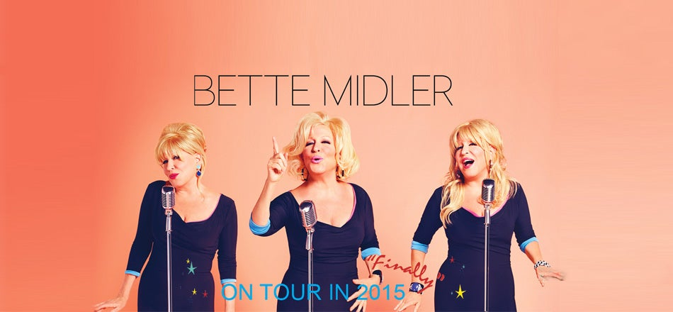 Bette Midler Tickets Large