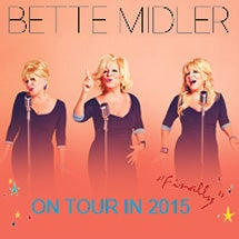 Bette Midler Tickets Small