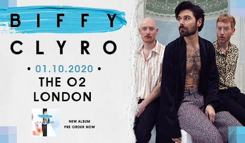 More Info for Biffy Clyro