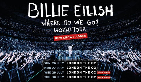 More Info for Billie Eilish