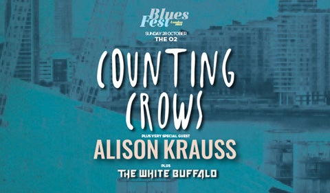 More Info for BluesFest Presents: Counting Crows