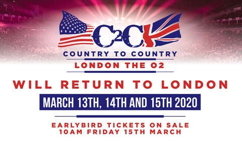 Country To Country 2020 | The O2