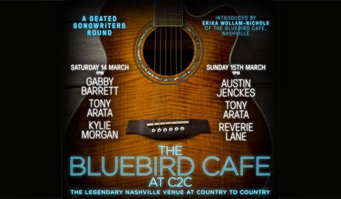 More Info for The Bluebird Cafe at C2C