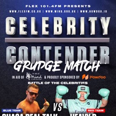 More Info for Celebrity Contender Grudge Match
