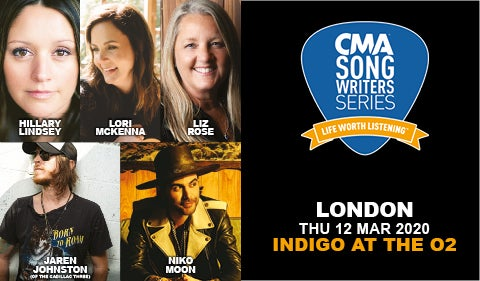 More Info for CMA Songwriters Series