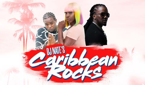 More Info for Caribbean Rocks presents Spice, Mr Killa, Teejay, Blackboy, DJ Nate