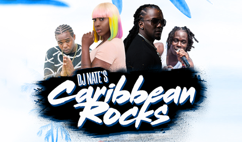 More Info for Cancelled | Caribbean Rocks presents Spice, Mr Killa, Teejay, Blackboy, DJ Nate
