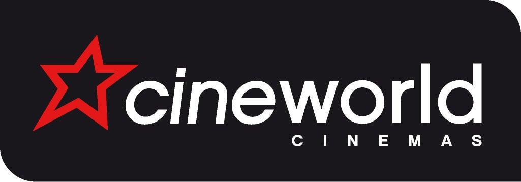 Cineworld The O2 London logo