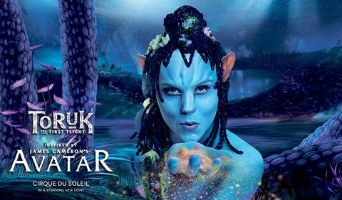 More Info for Cirque du Soleil: Toruk