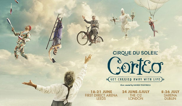 More Info for Cirque du Soleil