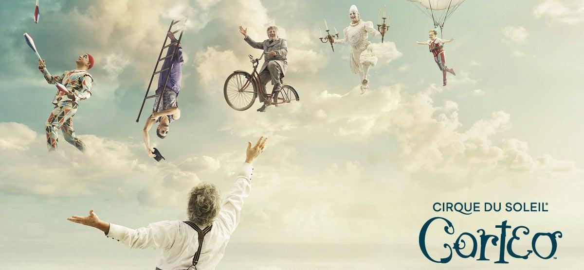 Cirque Du Soleil The O2