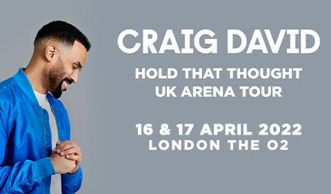 More Info for Craig David