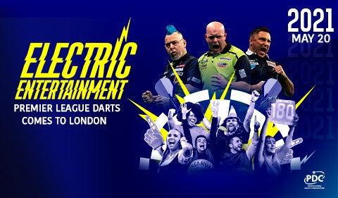 More Info for 2021 Unibet Premier League Darts