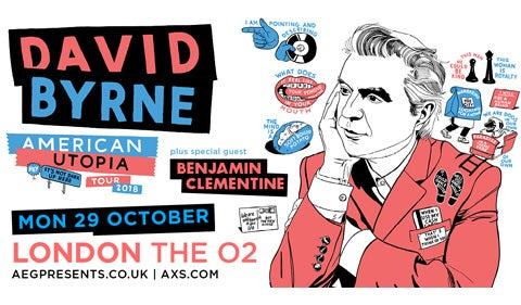 More Info for David Byrne