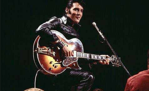 Elvis Tickets Medium