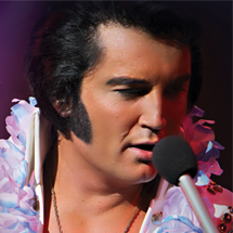 More Info for The King is Back - Ben Portsmouth is Elvis