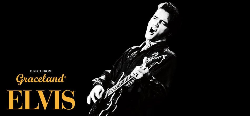 Elvis Tickets Large
