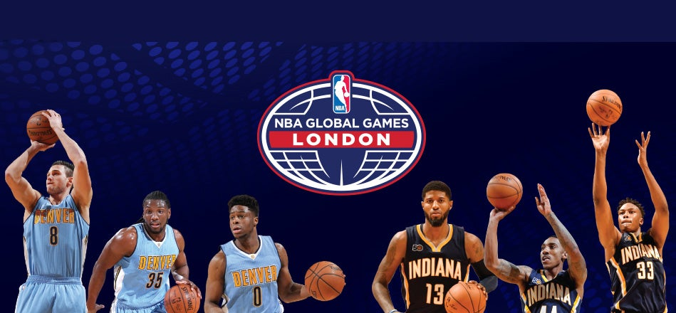 Nba Global Games London Tickets London The O2