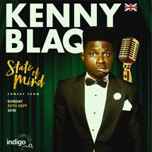 More Info for Kenny Blaq – 'State of Mind' Comedy Show