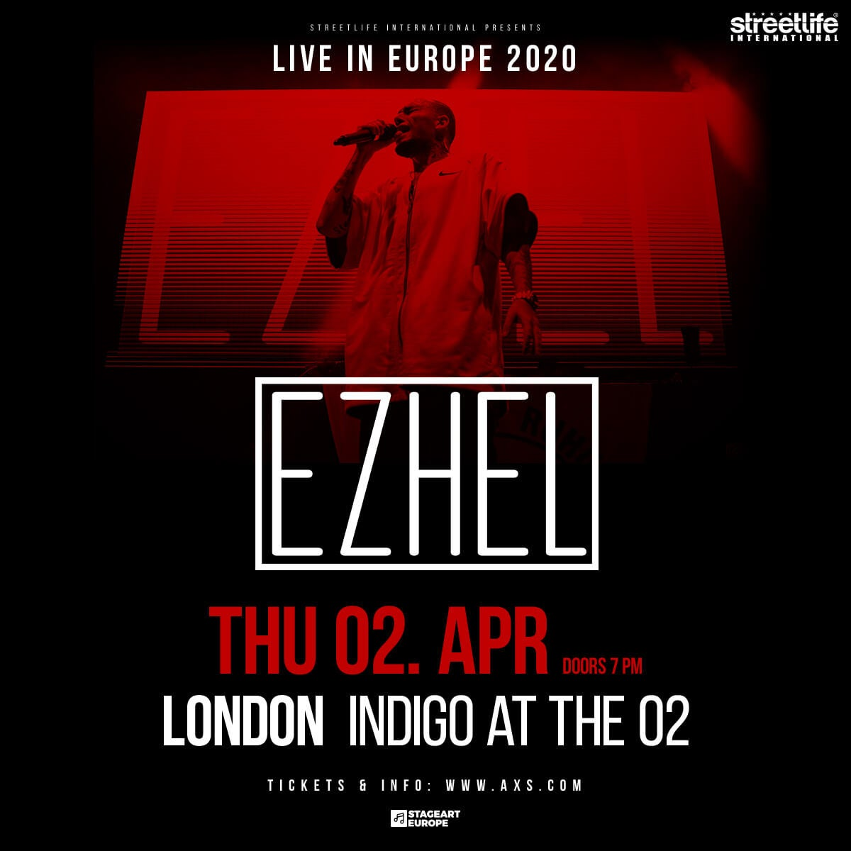 More Info for Ezhel