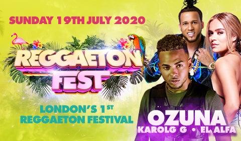 More Info for Cancelled | Reggaeton Fest 2020