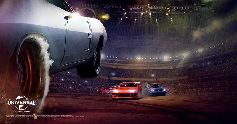 Fast Furious Live The O2