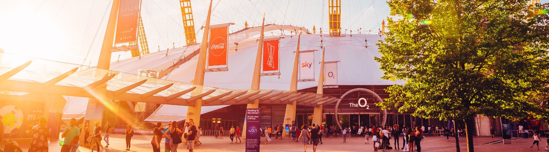 Getting to The O2 | The O2