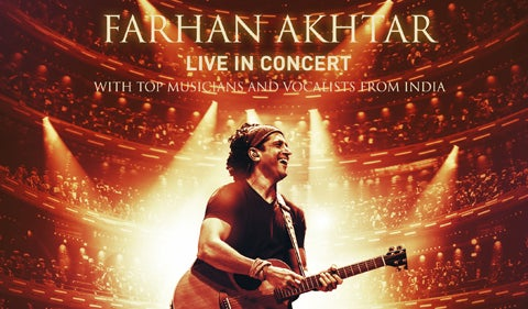 More Info for Farhan - Live In Concert