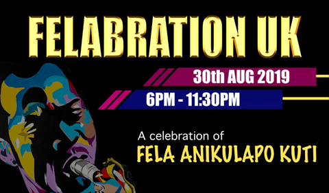 More Info for Felabration UK