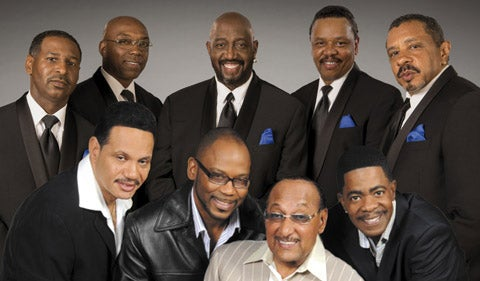 More Info for The Temptations and The Four Tops