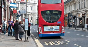 Getting to The O2 by Bus