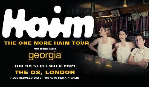 More Info for HAIM